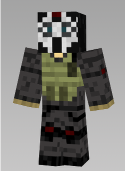 call of duty minecraft skins
